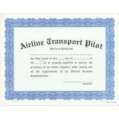 Airline Transport Certificate