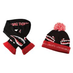 Flying Tigers Scarf and Beanie Combo