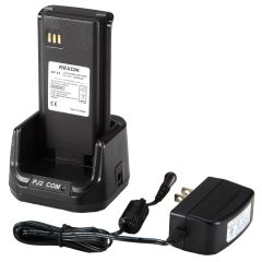 PJ2 Radio Li-polymer Battery with Adapter and Charger