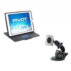 Pivot Omni 97X iPad Case with Suction Cup