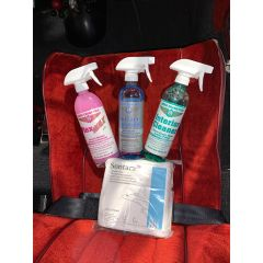 Aero Cosmetics Interior Cleaning Kit