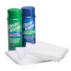 Sporty's Windshield Care Kit