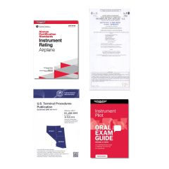 SDL -  American Flyers Instrument Rating Kit