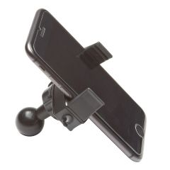"Robust Mount Mobile Grip Phone Holder with 1"" Ball Adapter"