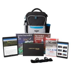 Sporty's Deluxe Commercial Pilot Test Prep Course Kit