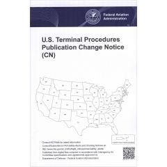 Terminal Procedures Publications Change Notice