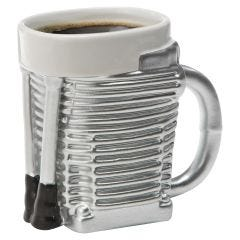 Aircraft Engine Cylinder Mug