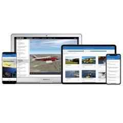 So You Want To Fly Twins, Helicopters, Seaplanes and Gliders Course (Online, App and TV)
