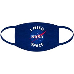 I Need Space Face Mask