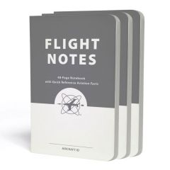 Flight Notes Aviation Notebook