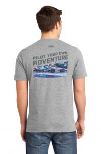 Flight Outfitters Adventure Wheels T-Shirt