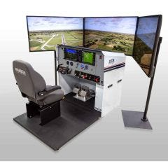 Frasca RTD™ Flight Simulator