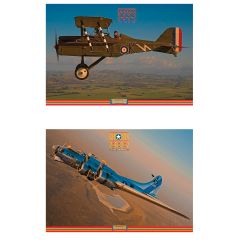 Ghosts 2022 Aviation Calendars - WWI or WWII