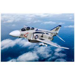 "F-4J Phantom ""For Harley"" Giclee Print on Archival Canvas"