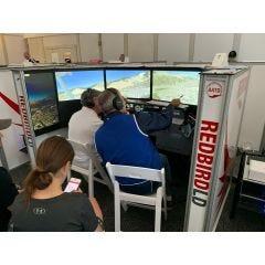 Redbird LD Flight Simulator