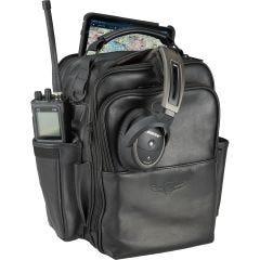 iPad Leather Flight Gear Bag
