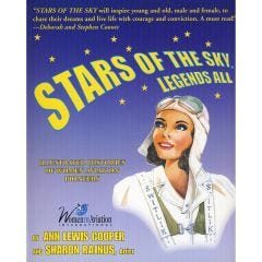 Stars of the Sky, Legends All Book (Autographed)