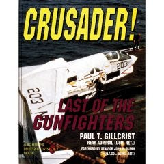 Crusader! Last of the Gunfighters Book