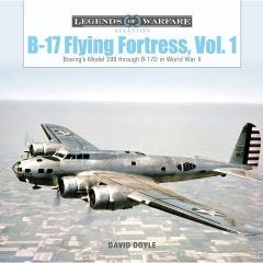B-17 Flying Fortress, Vol. 1 Book