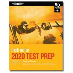 Certified Flight Instructor Test Prep (ASA)