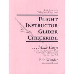 Flight Instructor Glider Checkride