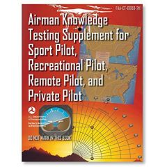 Airman Knowledge Testing Supplement for Private, Recreational, and Sport