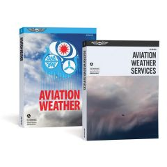 Aviation Weather and Aviation Weather Services Combo Pack