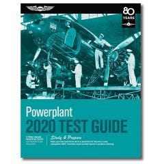 A and P Powerplant Test Guide (ASA)