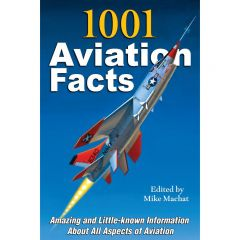 1001 Aviation Facts Book