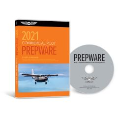 Commercial Pilot  Prepware (CD-ROM -  ASA)