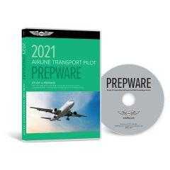 ATP/Flight Engineer  Prepware (CD-ROM - ASA)