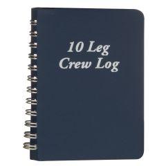 10 Leg Crew Logbook (for the Commuter Pilot)
