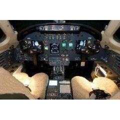 Citation Cockpit