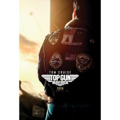 Top Gun: Maverick Original Movie Poster