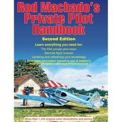 Rod Machado's Private Pilot Handbook (eBook)