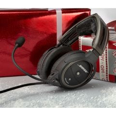 Bose A20 Aviation Headset no Bluetooth