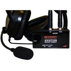 Redbird Aviation Headset Connect