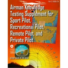 Airman Knowledge Testing Supplement Private Pilot (FAA-CT-8080-2)