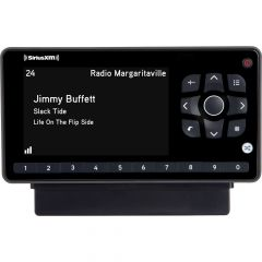 SiriusXM OnyxEZR Receiver with Vehicle Dock