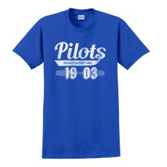 Pilots, Socially Distant Since 1903 T-Shirt