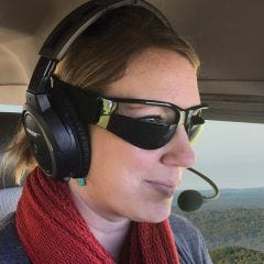 VFR Training Goggles