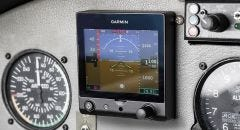 Garmin G5 Electronic Flight Instrument (Certified, no harness)