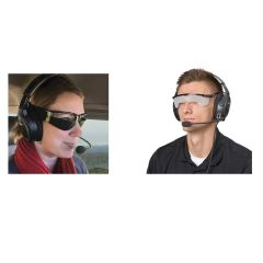 IFR and VFR Training Glasses