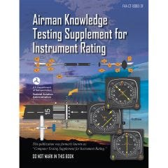 Computer Testing Supplement for Instrument Rating Test
