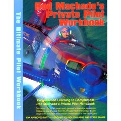 Rod Machado's Private Pilot Workbook (eBook)