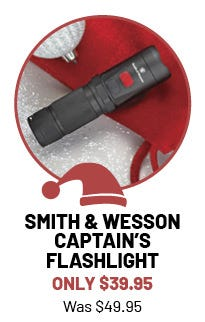 Smith and Wesson Flashlight