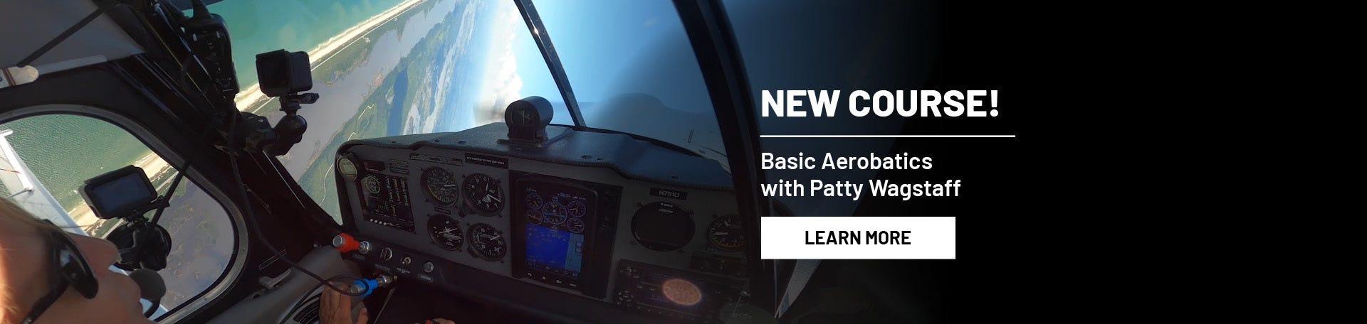 Aerobatics Course