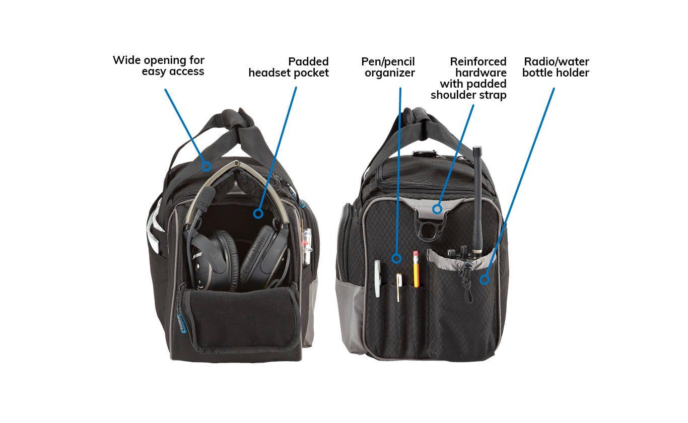 Crosswind Bag sides