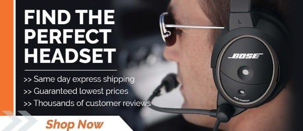 Buy Aviation Headsets