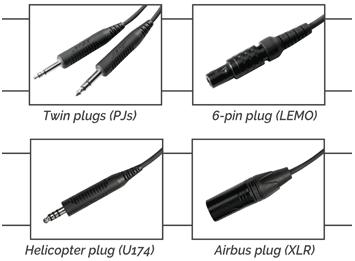 Headset Plugs